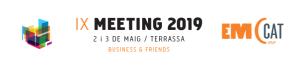 LOGO MEETING EMCCAT GRUP 2019