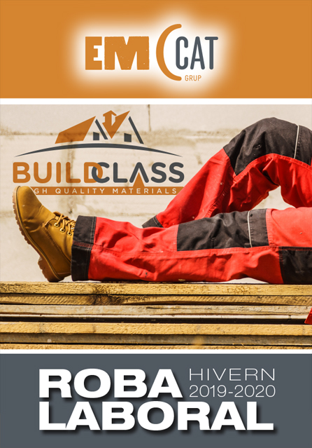Catàleg Emccat Roba Laboral Hivern 2019-2020