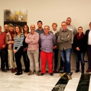 Socis d'Emccat Grup  amb els responsables de Schlüter Systems.