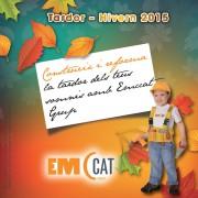 Nou fulletó EMCCAT Grup tardor - hivern 2015
