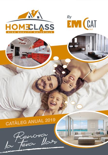 CATÀLEG HOMECLASS 2019